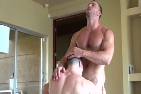 Amazingly straight FIT ramrods Have wild Muscle Sex & nail HARD!
