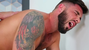 The Package - Damien Stone & Blaze Burton Masturbation poke
