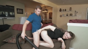 Getting A VJ - Connor Maguire & Jacob Peterson enormous 10-Pounder fuck