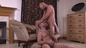 Family Secrets - Colby Jansen with Mike Tanner butthole plow
