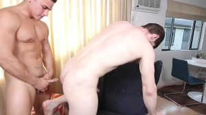 The Married Bottom - Dennis West, Topher Di Maggio ass Hook up
