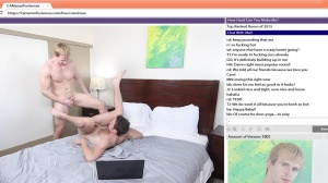 The Chat Room - Cameron Foster, Brandon Moore anal screw