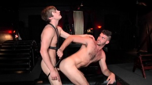 I'm Leaving you - Johnny Rapid and Jimmy Fanz anal nail