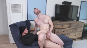 anal Bandit - Connor Maguire and Dennis West butthole nail