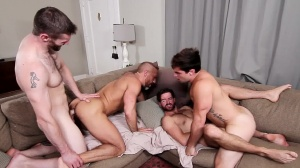 The In-Laws - Dirk Caber, Dennis West butt Love