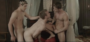 homo Of Thrones - Johnny Rapid, Gabriel Cross butthole Hook up