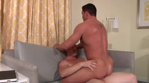Mormon Undercover - Paul Canon with Jake Wilder ass pound
