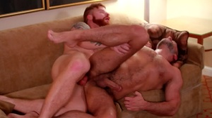 nice-looking boy - Dirk Caber and Bennett Anthony ass Love
