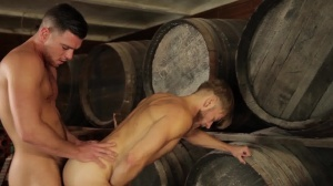 Forbidden - Paddy O'Brian with Matt Anders butthole Hook up