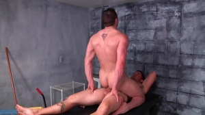 in nature's garb neighbor - Sebastian young with Jake Wilder ass Nail