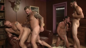Trying Out The Goods - Tommy Defendi and John Magnum ass Hump