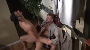 The Straight To gay Show 4 - Colby Jansen with Jake metallic butthole Hook up