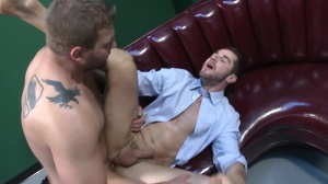 One Night only - Dean Monroe, Colby Jansen butthole poke