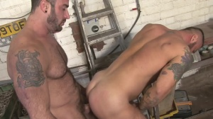 Late For Work - Spencer Reed, Alex Marte anal Love