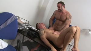Pulling An All Nighter - Spencer Reed and Jay Roberts butthole Love
