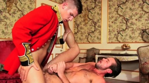 A Royal Fuckfest - Paul Walker and Mike De Marko ass Hump