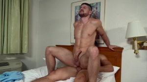 The Sting - Axel Kane, Connor Halstead butthole job