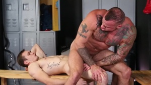 Confessions Of A Straight man - Sean Duran with Jackson Traynor anal Nail