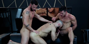 Dream Fucker - Francois Sagat, Paddy O'Brian butthole Nail