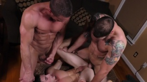 Coffee Time - Cliff Jensen with Damien Kyle butthole Hook up