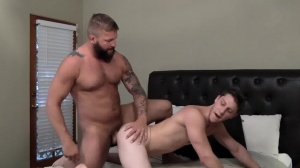 Fling Cleaning - Colby Jansen and Paul Canon anal screw