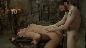 homosexual Of Thrones - Theo Ford & Dennis West butthole sex