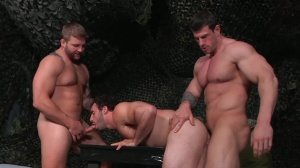 travel Of Duty - Zeb Atlas with Colby Jansen butthole dril