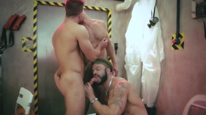 The End - Dato Foland & Paddy O'Brian anal Hump