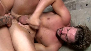 Fire Drill - Sebastian young, Andrew Blue butthole Hump