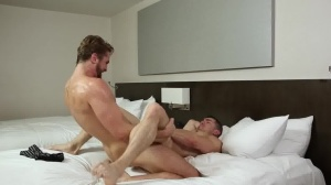 Anonymous - arse Licking Scene