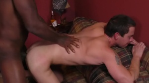Kasey Jones & Philly Mack Attack - large dong Action