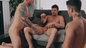 Not Exactly Marriage Material - Pierre Fitch, Theo Ross anal Love