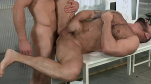 Defiance - Paddy O'Brian and Victor D'Angelo ass Love