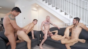 The Longest Erection Of My Life - Dante Colle with Colton Grey anal Hook up