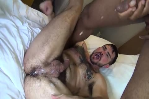 banged By Two enormous-dicked, black dudes