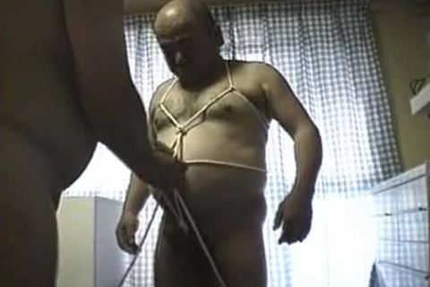 Japanese old With Some bondage And Sounding