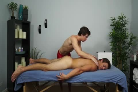 Sensual Massage Ends In nice-looking cheerful Ending