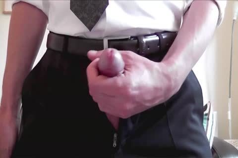 A fine non-professional handjob By Himself At Home
