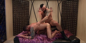 Art Of Domination - Jessy Ares with Tyler Berg ass Hook up