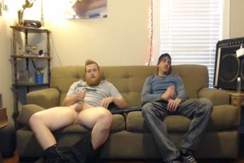 This lad told that chap Was Straight, But didn't action Like It When jerking off With This Other guy On Secret cam