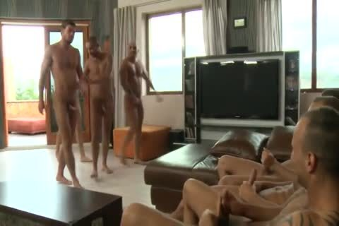 Six cocks Are greater quantity awesome Than One