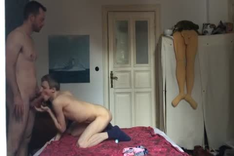 twink IS ALWAYS HUNGRY FOR bare cock