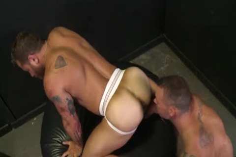 avid For The large cock With Sean Duran & Riley Mitchel