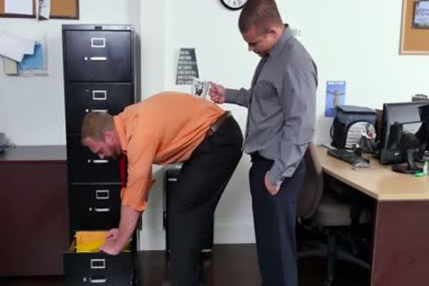 GRAB butthole - recent Employee acquires Broken In By The Boss, Adam Bryant