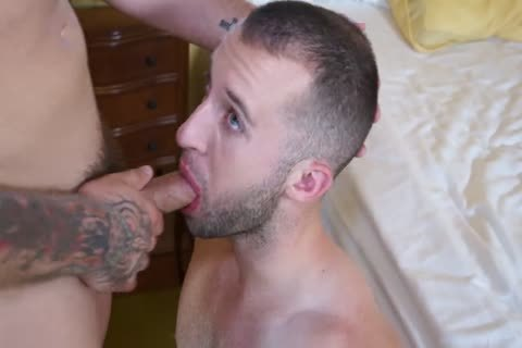 Straight Hunk lastly receives Some homosexual Body horny wazoo