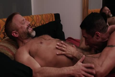 Nick & Dirk pounding Each Other bare