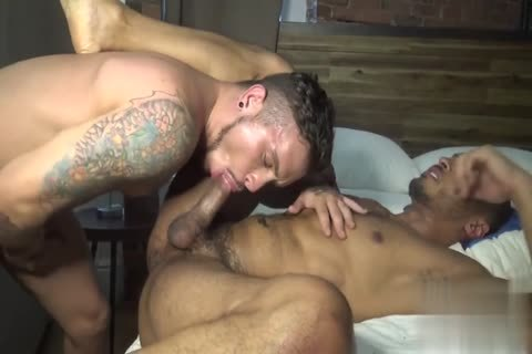 gay Pulls Strangers penis throughout A hole