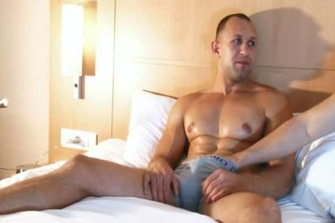 straight chap In A homo Porn In Spite Of Him : Igor My Gym Trainer