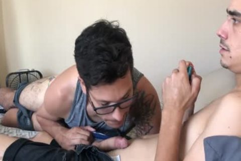 I deep Throated A Gamer And Swallowed his sex cream