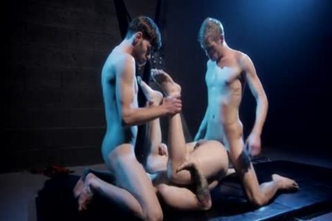fuck Club - Dalton Briggs, Ty Thomas & Scotty Zee bareback